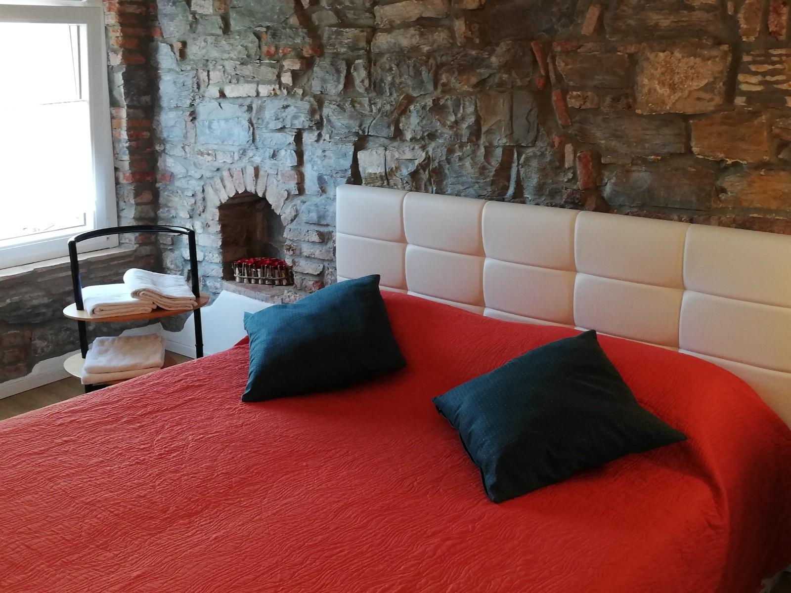 Casa Vacanze a Cividale - Camera da letto